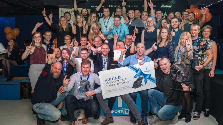 Eesti Sportlikem Ettevõte 2018 on Swedbank