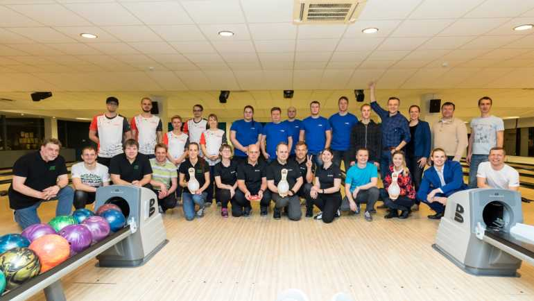 IT-Bowlingu Tallinna etapi võitis Datel AS