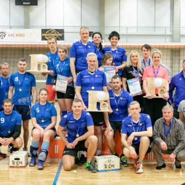 Riigiasutuste Võrkpall 09.02.2019 Jüri Spordihoones – GALERII