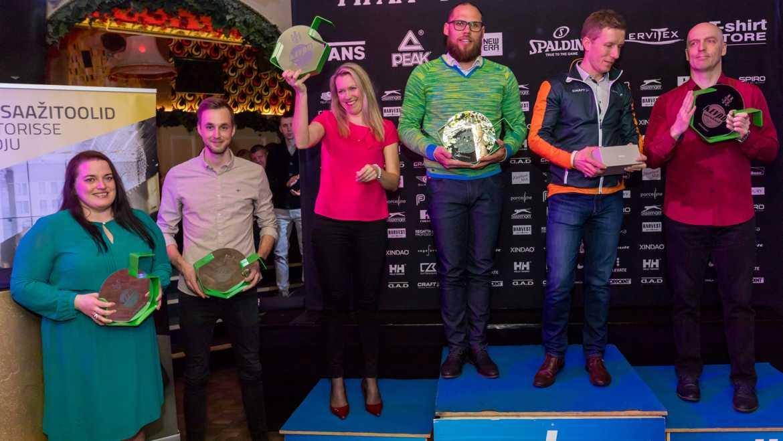 Firmaspordi Kevadspartakiaad 2019 üldvõit läks Tallinna Lennujaama Spordiklubile