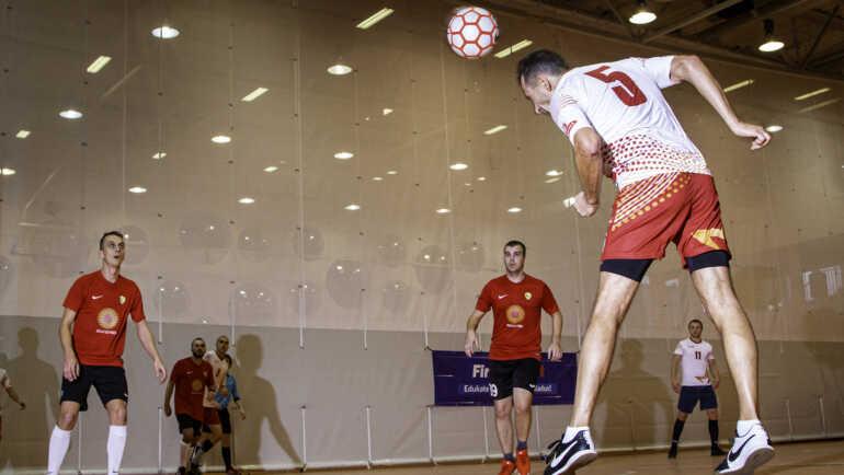 Kuldpall'19 – Saalihoki ja saalijalgpall GALERII