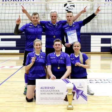 Eesti Sportlikem Riigiasutus 2020 sarja võitjad