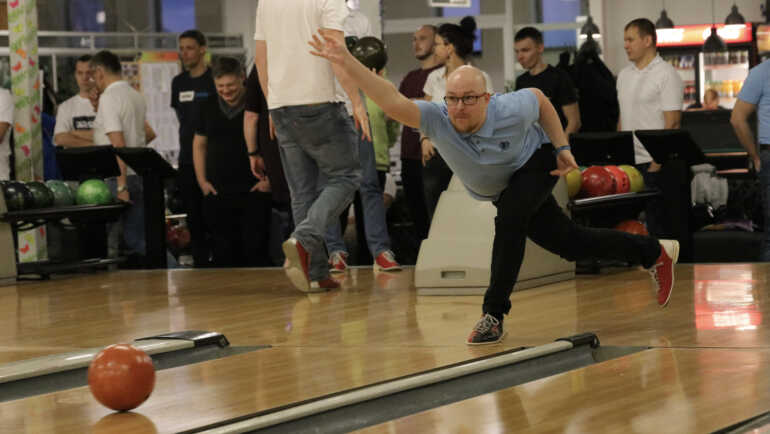 IT-Bowling Tartu galerii
