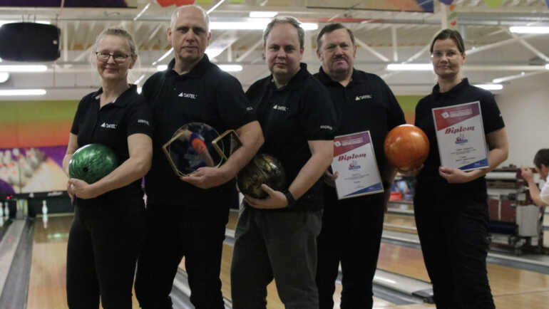 Eesti Osavaima IT-Ettevõtte bowlinguetapid said Tartus vägeva lõppu!
