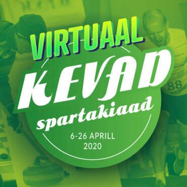 Uus ja esmakordne ehk Virtuaalne Kevaspartakiaad!