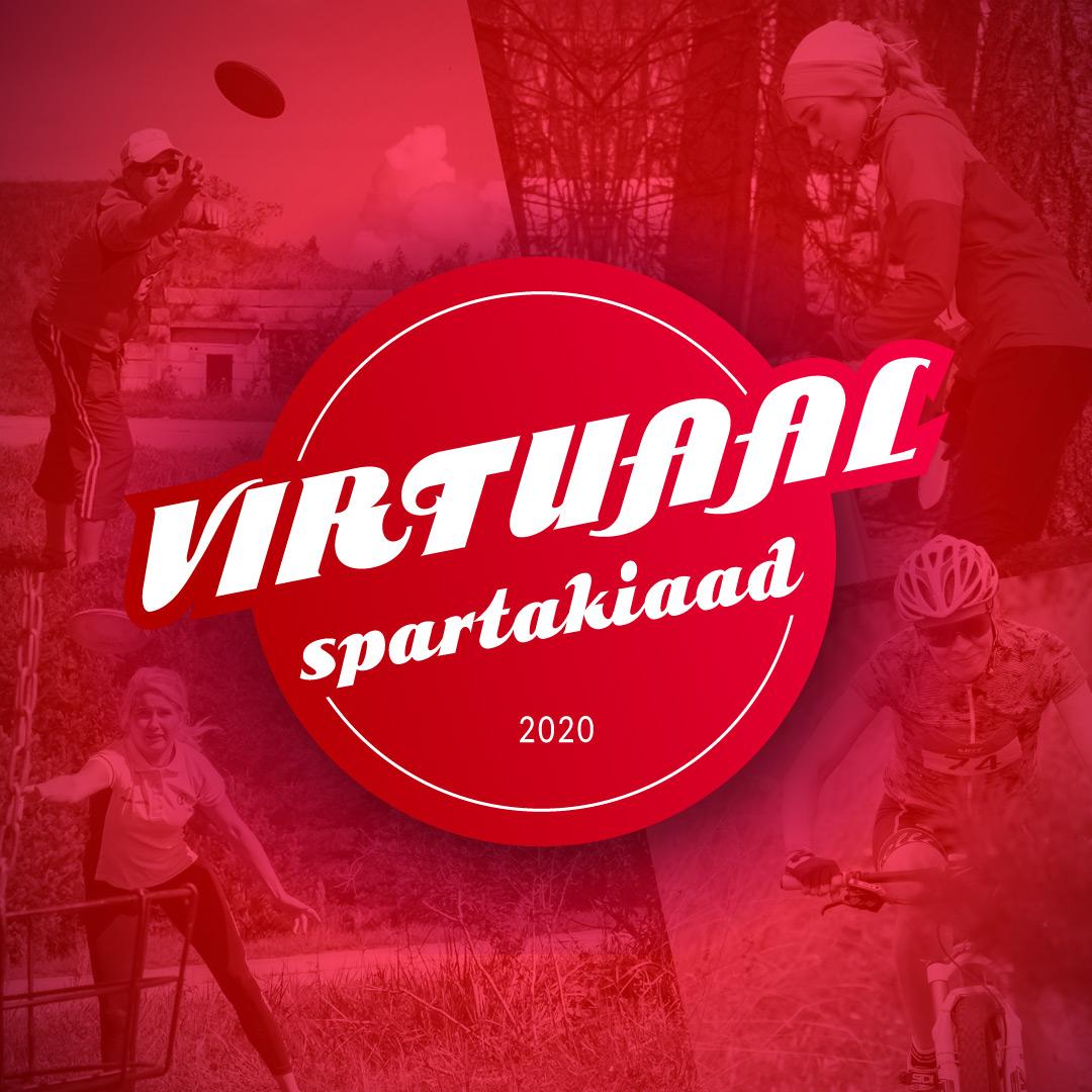 Uus tuli selleks, et jääda ehk võistluskalendris on koha saanud Virtuaalspartakiaad!