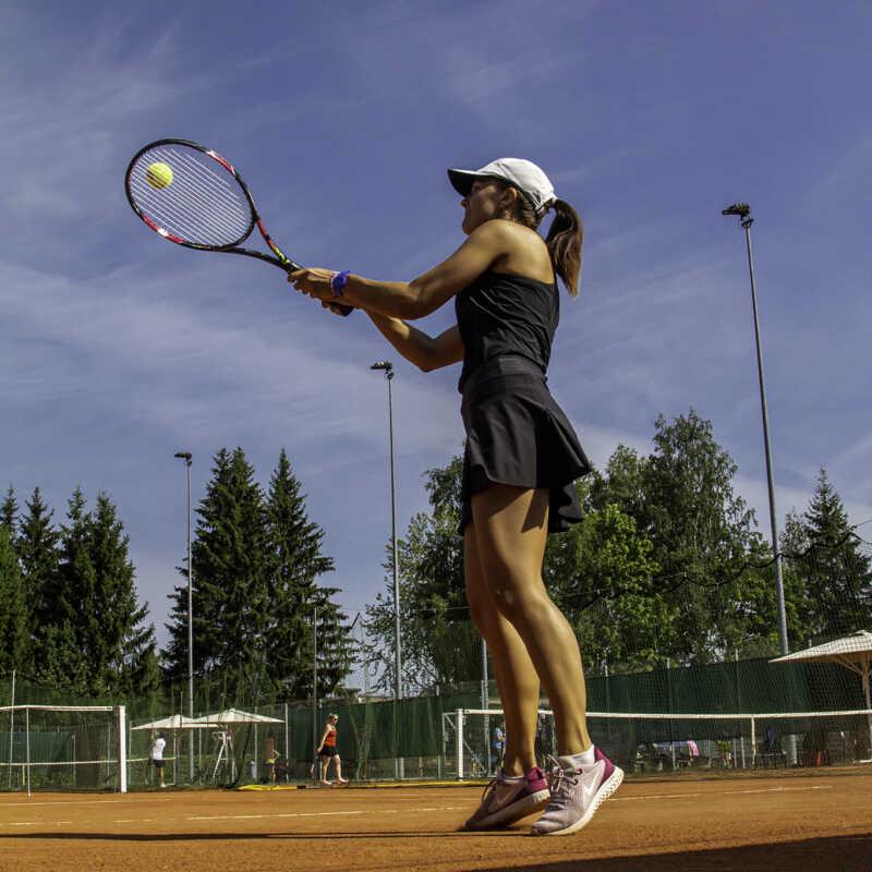 Suvespartakiaad 2020 - Tennis, 15.08.2020. a. @Kääriku, foto: Kaimo Puniste