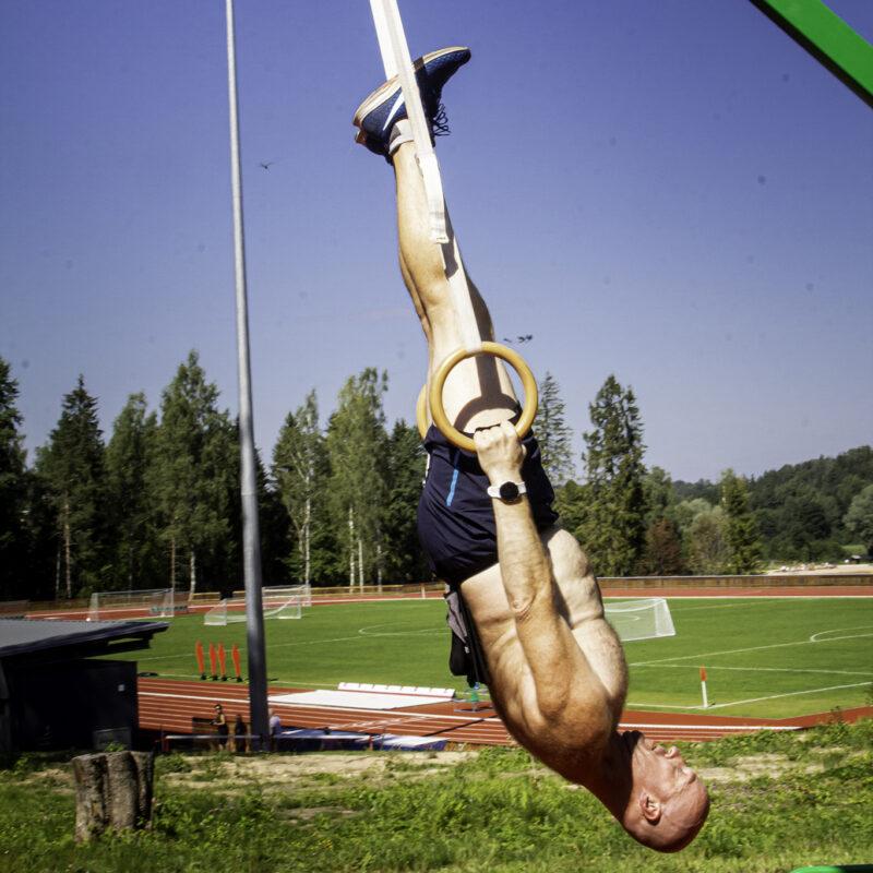 Suvespartakiaad 2020 - CrossFit, 16.08.2020. a. @Kääriku, foto: Kaimo Puniste