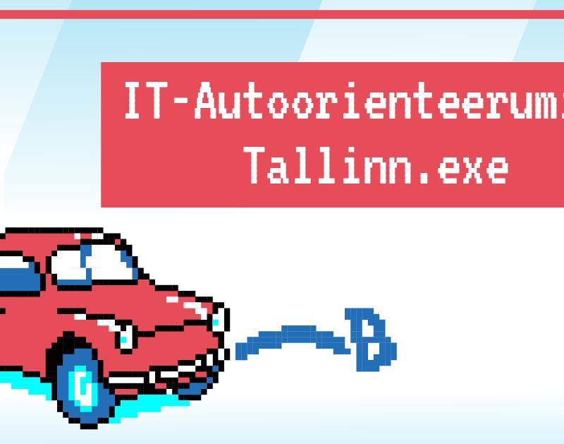 IT-Autoorienteerumine-Tallinn