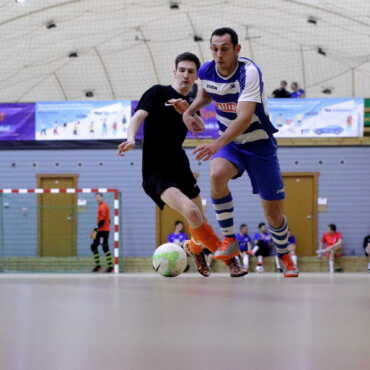 Riigiasutuste saalijalgpall galerii
